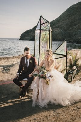 wedding planner Spain Beach wedding