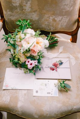 Fine art wedding planner