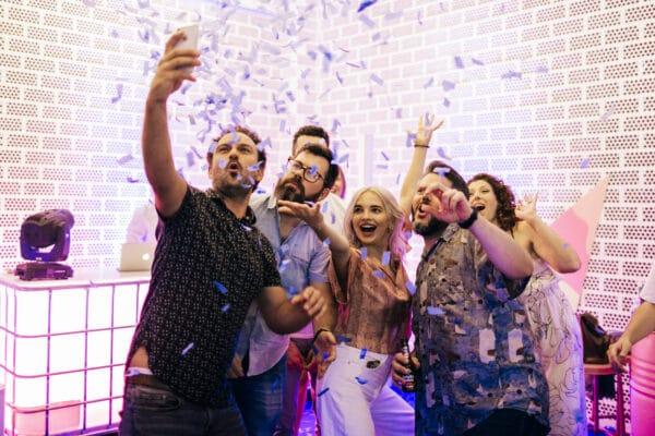 Organizadores de eventos y fiestas