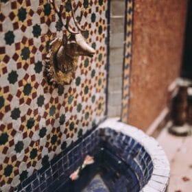 Boda inspiración marroquí