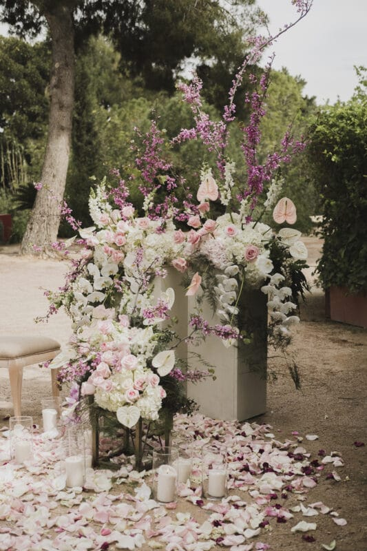 Wedding planner Valencia