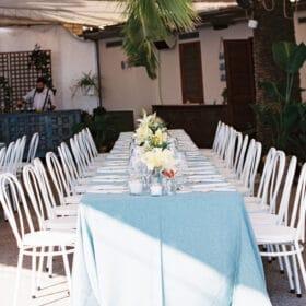 boda playa beach wedding
